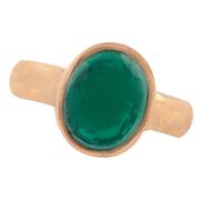 Buy Online Emerald Panna Gemstone Ring