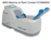 BMD -VPT Machine on Rent /  Bone Mineral Densitometers