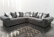 Leather and Fabric Office Sofa Set | No.1 Sofa set manufacturer