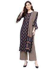 Beautiful Palazzo Kurti Set Online
