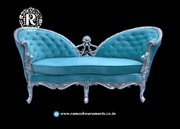Silver Furniture Sofa Set Designs