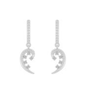 Latest Designer Silver Earrings  Collections