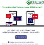 Affordable bulk sms provider company jaipur