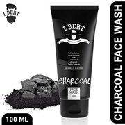 Get charcoal face wash for men at L'BERT