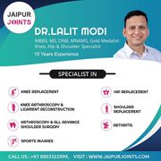 Dr Lalit Modi the Best orthopedic in India.