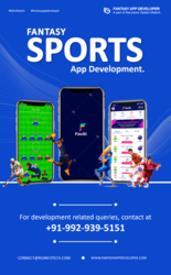 DEVELOP FANTASY SPORTS APP TO ADORE NEW GENERATION!