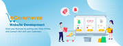 ECommerce Solutions,  ECommerce Web Development Services in India