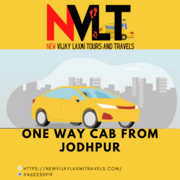 One Way Cab From Jodhpur | New Vijay Laxmi Tevels