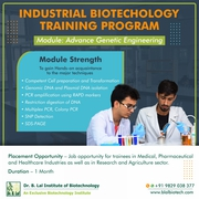 Industrial Biotechnology Training Program