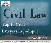 Top 10 Civil Lawyers in Jodhpur