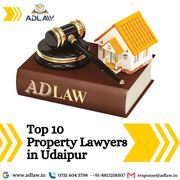 Top 10 Property Lawyers in Udaipur