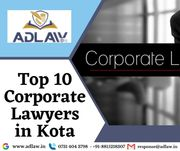Top 10 Corporate Lawyers in Kota