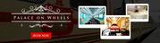 Palace on Wheels Tariff - Rajasthan Royal Train Fare - Luxury Train