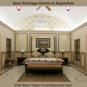 Book Your Next Stay at One of the Best Heritage Hotels in Jaipur