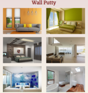 Suppliers and Wall Putty Manufacturers in Rajasthan