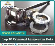 Top 10 Criminal Lawyers in Kota