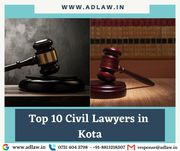 Top 10 Civil Lawyers in Kota
