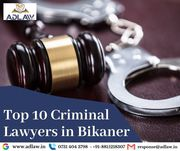 Top 10 Criminal Lawyers in Bikaner