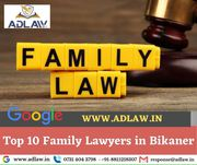 Top 10 Family Lawyers in Bikaner