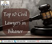 Top 10 Civil Lawyers in Bikaner