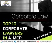 Top 10 Corporate Lawyers in Ajmer