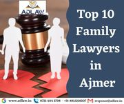 Top 10 Family Lawyers in Ajmer