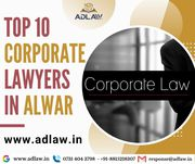 Top 10 Corporate Lawyers in Alwar