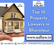 Top 10 Property Lawyers in Bharatpur