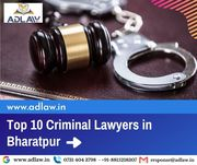 Top 10 Criminal Lawyers in Bharatpur