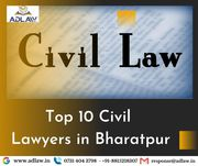 Top 10 Civil Lawyers in Bharatpur