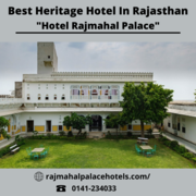 Stay at Best Heritage Hotel In Rajasthan - Book Now