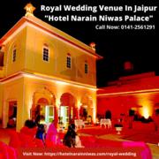 Royal Wedding Venue In Jaipur