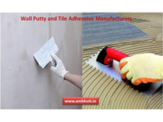 Tile Adhesive Manufacturers in India – Ambhuti