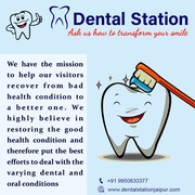 Dental Station is the Best Dental Clinic In Vaishali Nagar,  Jaipur