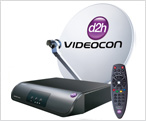 Videocon D2H n Get 207 channels for 4 mnt. n 1 REEBOK watch  FREE